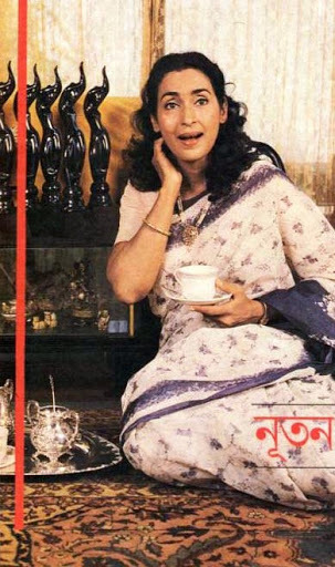 yesteryear actress nutans life in pics photos