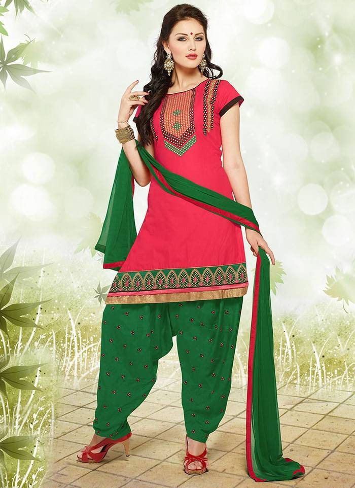 Punjabi Dress - Indiatimescom-6450