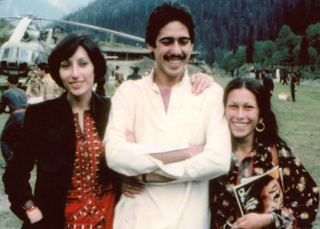benazir bhutto s controversial life in pics indiatimes com