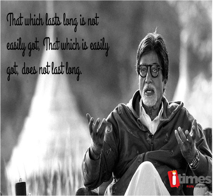 Quotes By Famous Indian Personalities: Inspirational Quotes: Bollywood Celebrities On Their Life
