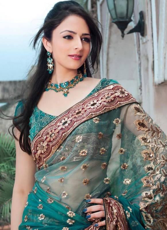 Beautiful Woman From Rural And Urban India