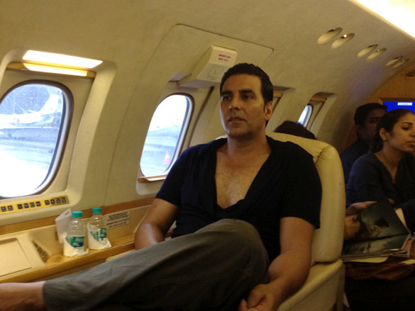 Bollywood Celebs who own Private Jets! - Lifestyle