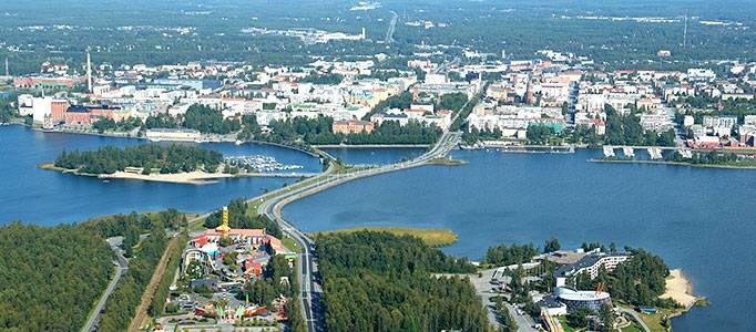 Vaasa Helsinki