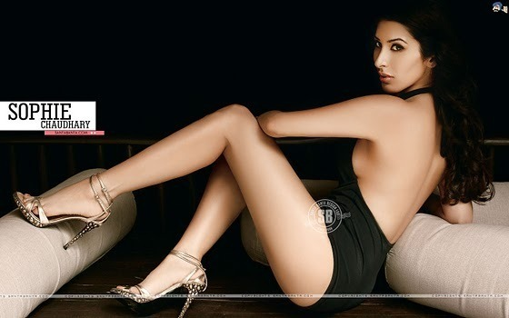 sophie choudry naked photo