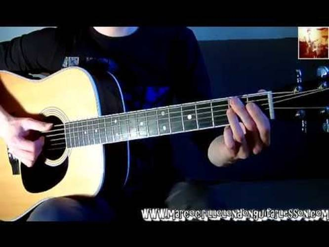 Lesson #1 All Of Me John Legend Fingerstyle Guitar Lesson Chords ...