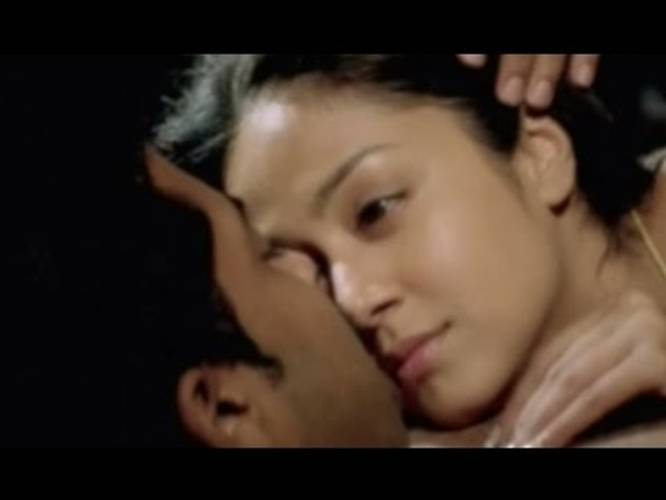 nuvvu nenu prema movie surya jyothika romantic scene