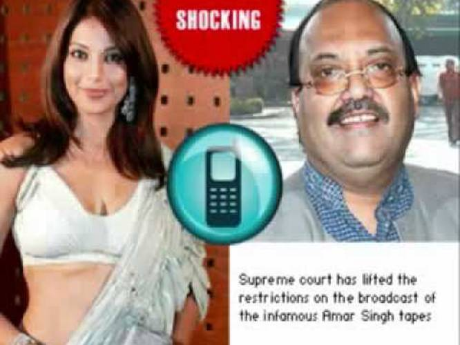 Bollywood actress in sex scandal