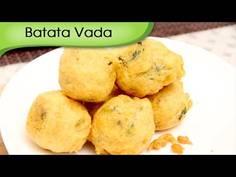 Batata vada potato dumplings mumbai street food indian fast batata vada potato dumplings mumbai street food indian fast food recipe by ruchi bharani forumfinder Gallery