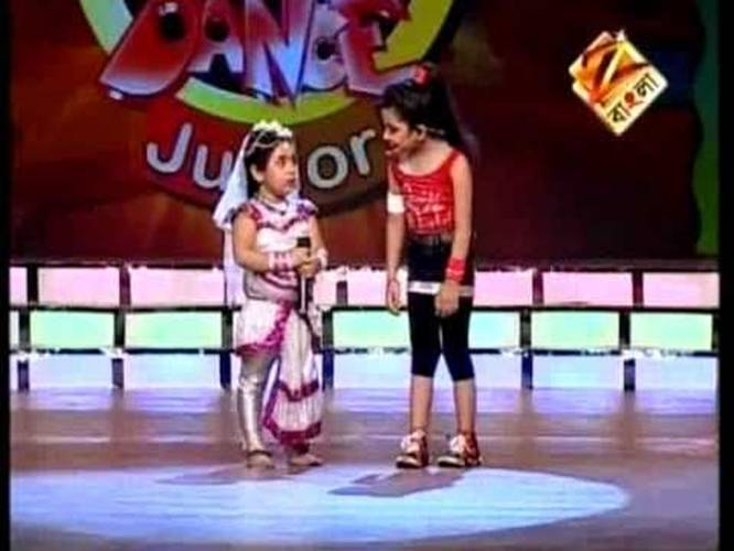 Dipanwita Kundu In Dance Bangla Dance Junior