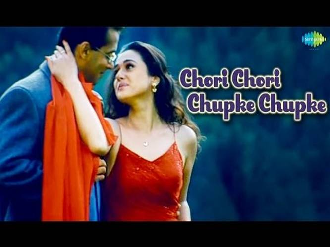 Chori Chori Chupke Chupke Hindi Movie Video Song Salman Khan