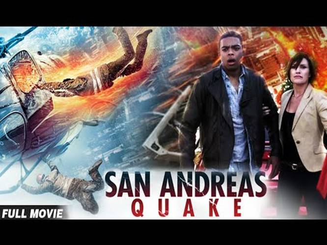 San Andreas Quake Full Movie - New Hollywood Movies In Hindi Dubbed Full Action Movie -1277
