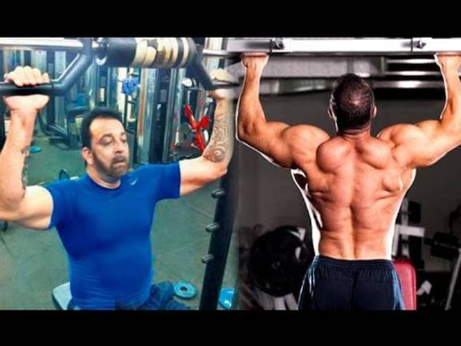 Salman Khan Birthday Special: Fitness Secret Behind ... |Salman Khan Workout In Gym