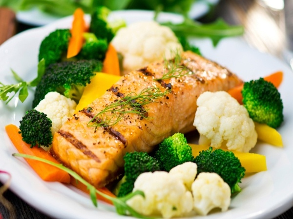 Seafood Recipe Grilled Salmon Fillet Recipe Recipes