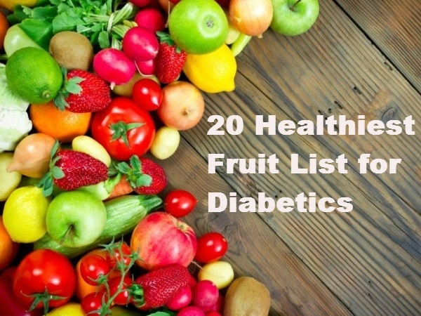 what kind of fruits are good for diabetics