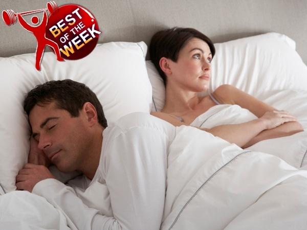 Feel sleepy after sex