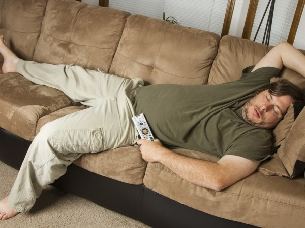 Sleeping in the wrong position could be giving you back for Back pain when sleeping on back