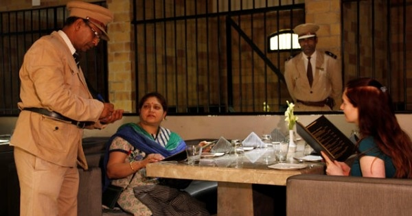 This Kolkata Restaurant Has 'Prison' As A Theme, And Its ...