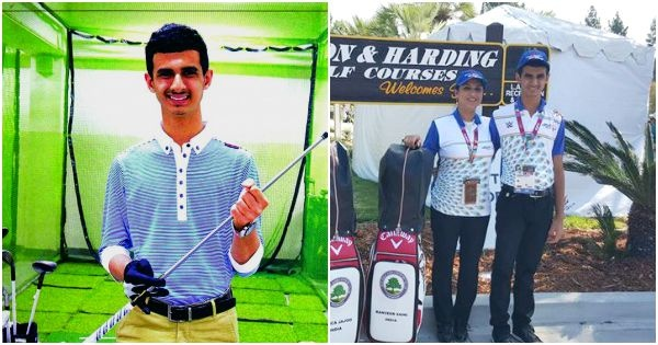 14 year old ranveer saini is autistic and now the first indian 14 year old ranveer saini is autistic and now the first indian golfer to win gold at special olympics indiatimes altavistaventures Choice Image