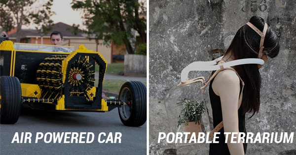 Car That Runs On Air >> 5 Whacky Inventions That Will Solve The Pollution Problem ...