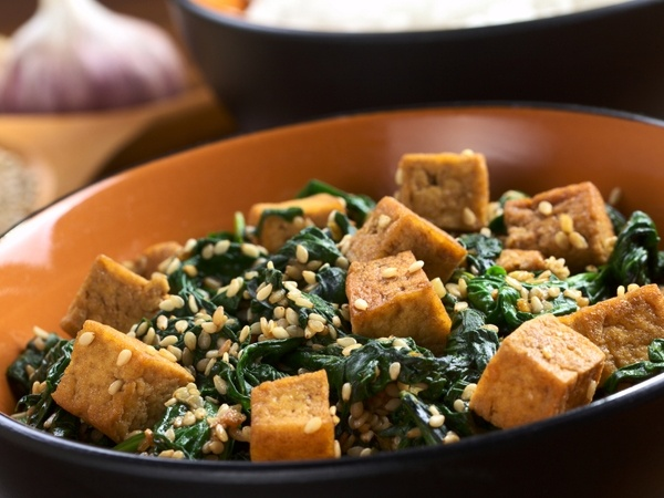 lowcalorie recipe methi tofu  recipes