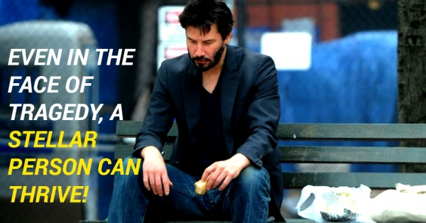 Matrix Star Keanu Reeves' Heart-Wrenching Note About Life Will Inspire You  To Never Give Up! - Indiatimes.com