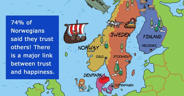 6 reasons why countries like denmark norway and sweden are the 6 reasons why countries like denmark norway and sweden are the happiest in the world indiatimes gumiabroncs