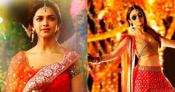 13 Lehengas From Bollywood Every Girl Wants In Her Wardrobe