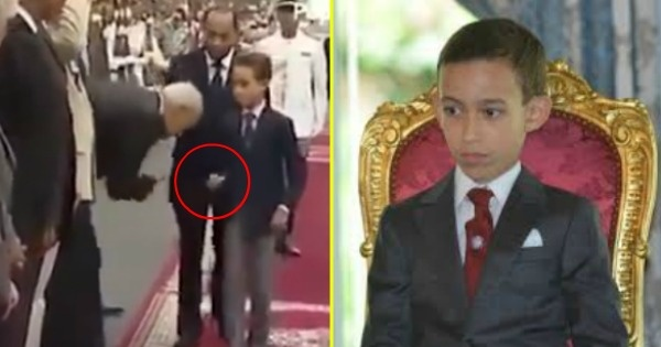 the king of morocco