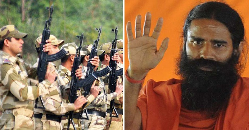 Baba Ramdev S Food Park In Haridwar Gets Cisf Cover While