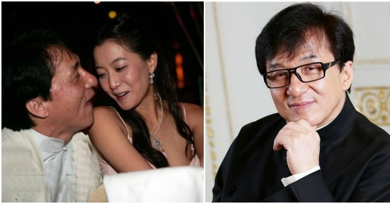 Jackie Chan Confesses He Was 'Forced To Get Married' To ...
