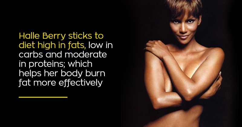 What Does Halle Berry Do To Look 30 At The Age Of 50? She Follows A Ketogenic Diet