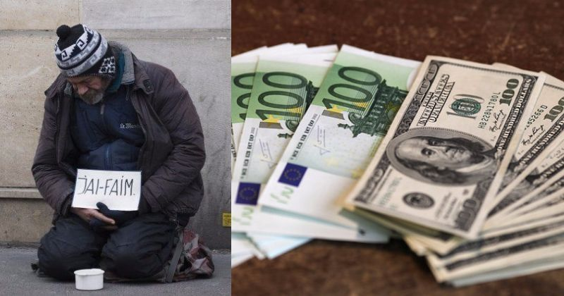 Homeless Man Finds Unguarded Money At Paris Airport, Walks ...