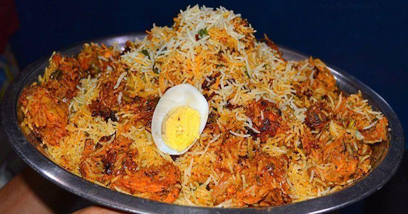 pakistani chicken biryani recipe video - HD3456×1948