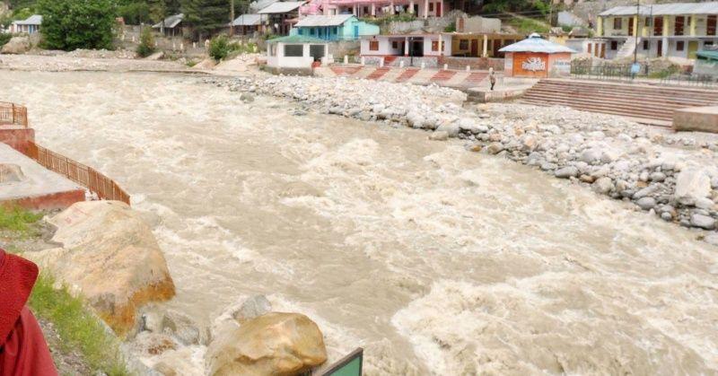 Gangotri At High Risk Of Natural Disaster After Landslide Creates Lake Near Gomukh Glacier