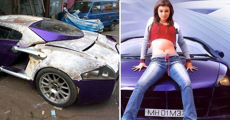 ayesha takia in taarzan the wonder car