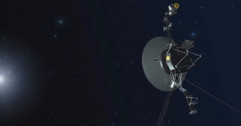 NASA Woke Up Voyager 1 From 21 Billion Km Away, And The ...