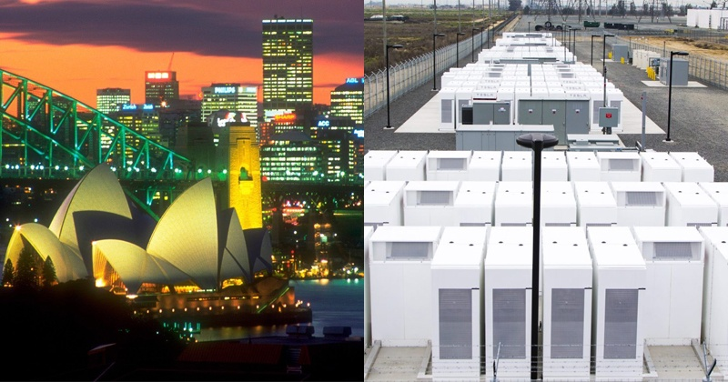 Tesla To Make The World's Largest Lithium-Ion Battery In ...