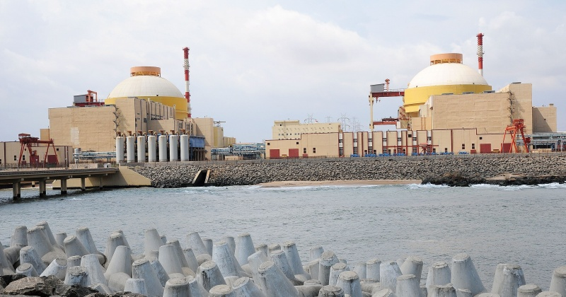 short essay on kudankulam nuclear power plant File picture of the two reactors of the koodankulam nuclear power plant (kknpp) situated at koodankulam in tirunelveli district the kudankulam nuclear power plant will attain cri.