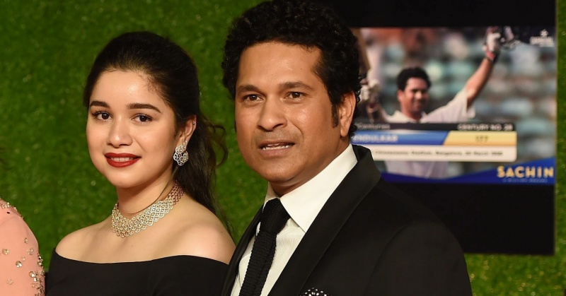 write an interview with sachin tendulkar daughter