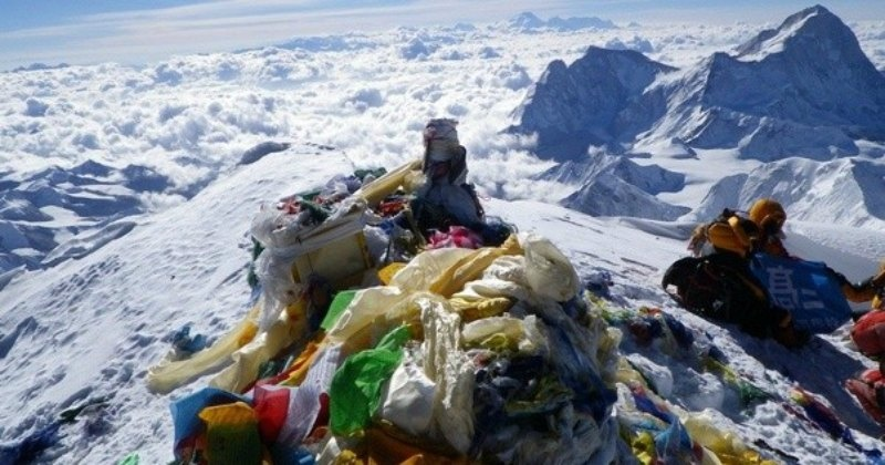 Tibet Launches First Clean-Up Campaign Across Mount ...