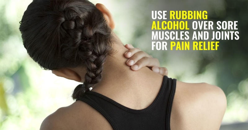 9 Surprising Benefits Of Rubbing Alcohol You Didn't Know About