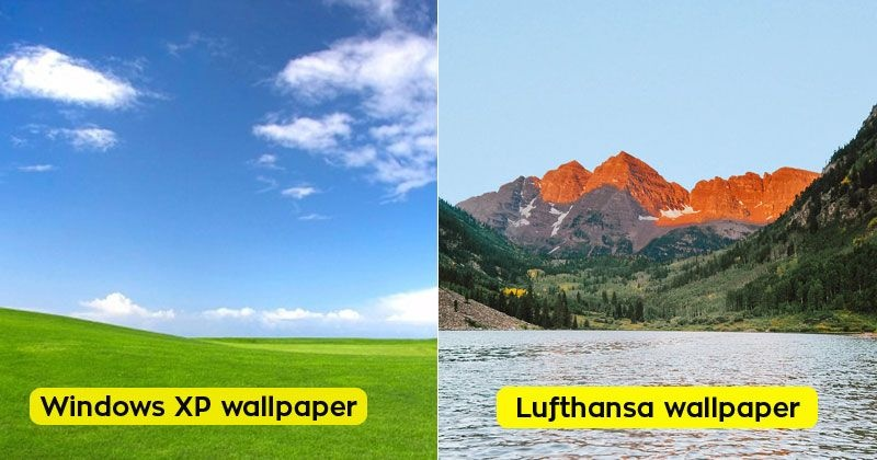 Photographer Who Shot Windows XP Wallpaper Hired By Lufthansa Delivers 3 Brand New Wallpapers