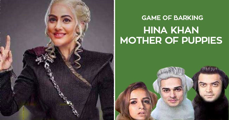 Bigg Boss Funny Meme : From hina's fake sobs to luv's obsession for her 11 bigg boss memes