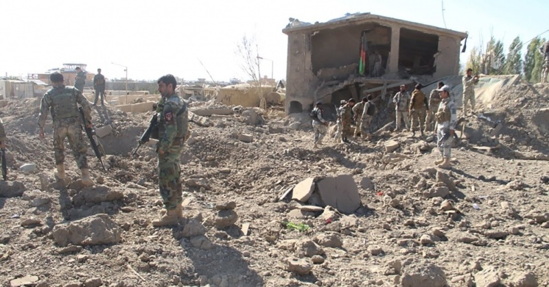 Deadly Taliban Attack On An Afghan Army Camp Leaves At Least 41 Soldiers Killed