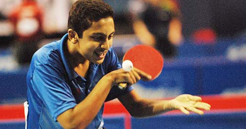 Table Tennis Player Mudit Dani Makes India Proud, Wins The Coveted Butterfly Badger Open In USA - Indiatimes.com