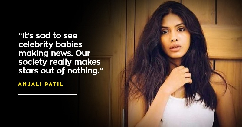 Newton Actress Has Dyslexia: 10 Things You Did Not Know About Anjali Patil