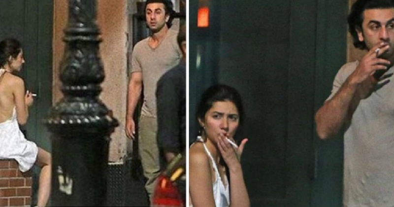Pictures Of Ranbir And Mahira Khan Chilling In New York Spark Relationship Rumours And We Are Not Surprised! - Indiatimes.com