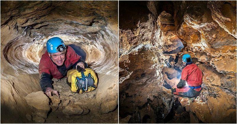 World's Longest Sandstone Cave Has Been Found In Meghalaya, & It Has Dinosaur Fossils In It