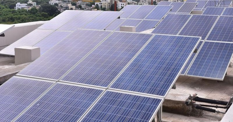 Here Is How A Rooftop Solar Power Plant Saved Lives In