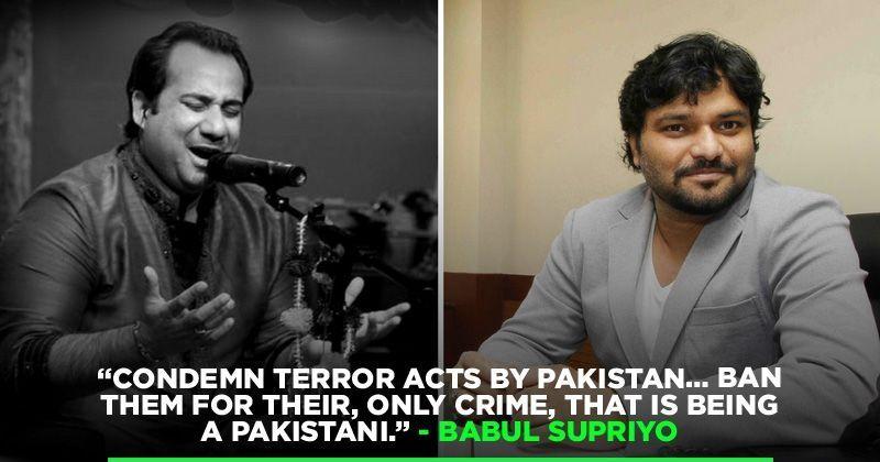 Ban Pakistani singers